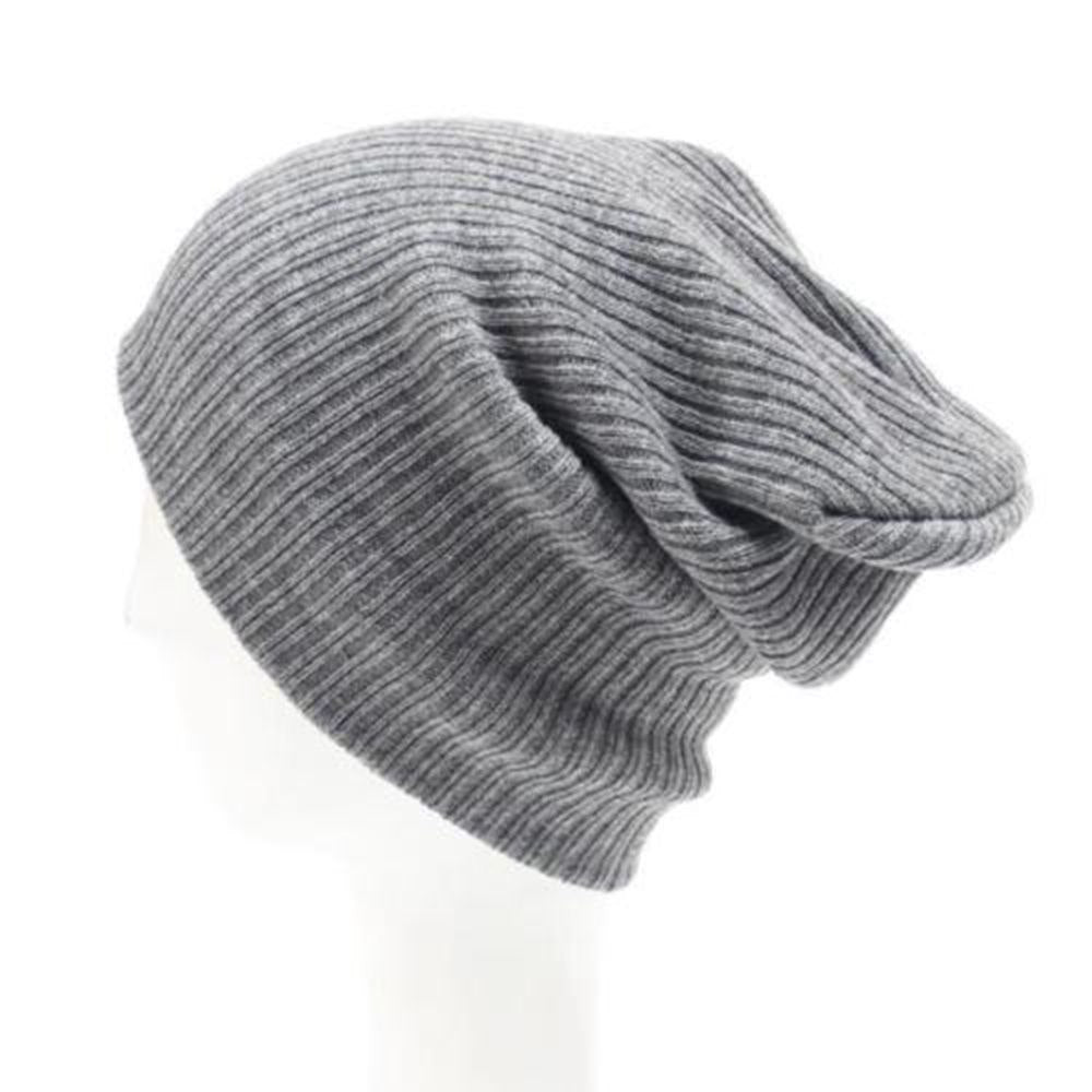 1PC Men Women Knit Plain Beanie Hat Winter Autu Ski Beanie Hats Solid Casual Winter  Popular Hats Hip Hop Hot Caps
