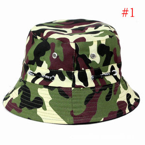 4b41b8ac42c62 1PC New Men Unisex Hunting Hiking Fishing Bucket Hat Sun Visor Cap Summer  Travel Boonie Outdoor Hat Summer
