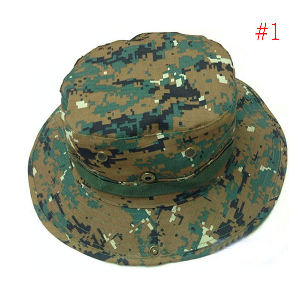 79e6379acf528e 1PC New Unisex One Size Colorful Bucket Hat Boonie Hunting Fishing Out –  oePPeo - Master of Caps & Hats