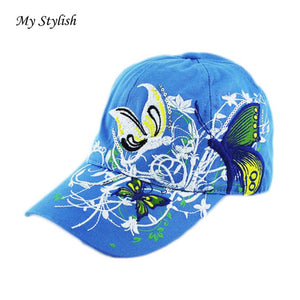 1PCS Bran 2018 Brand New Fashion Embroidered Baseball Cap Lady Fashion Shopping Duck Tongue Hat Cap High Quality Dec 26