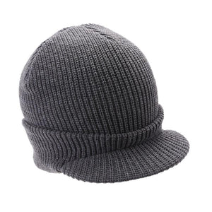 1Pcs Adult Unisex Knitted Beanie Cap Women Men Winter Hats Gorro Chapeu Amazing