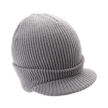 Load image into Gallery viewer, 1Pcs Adult Unisex Knitted Beanie Cap Women Men Winter Hats Gorro Chapeu Amazing