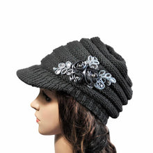 Load image into Gallery viewer, 2016 Korean Style Fashion Gorro Winter Beanie Women Hat Touca Snow Caps knit Hat skullies Amazing Aug 12