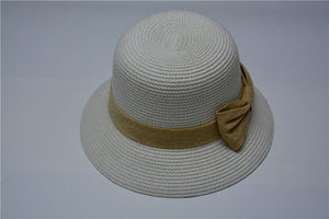206fb84c403 2016 New Summer Style Fashion Small Round Top Straw Hat For Women Cute  Women s Travel Straw