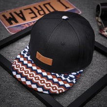 Load image into Gallery viewer, 2016high quality New Men Womens Letters Solid Color Patch Baseball Cap Hip Hop Caps Leather Sun Hat Snapback Hats free shopping