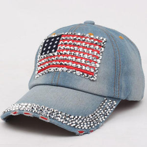 2017 Casquette  gorras High Quality Cowboy Hip-Hop Baseball Cap Full Diamond  Flat Snapback Hat J523