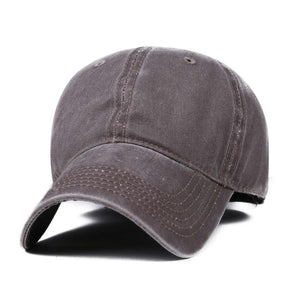 2017 Fast ball cap snap pass Canvas polo Hat Cap baseball cap Washed Combed snapback hat for men and women solid Casual Vintage