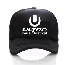 Load image into Gallery viewer, 2017 New Fashion cap Ultra Music Festival Band baseball cap World Cheap High Quality snapback hat women Casual men hat