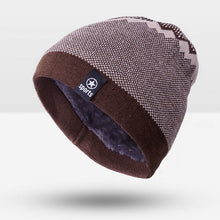 Load image into Gallery viewer, 2017 Warm Fashion Winter Hat For Man Knitting Hat Cap Man Beanie Hat Cap Skullies Beanies Elastic toucas Drop Shipping