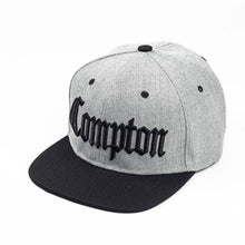 Load image into Gallery viewer, 2017 new Compton embroidery baseball Hats Fashion adjustable Cotton Men Caps Traker Hat Women Hats hop snapback Cap Summer
