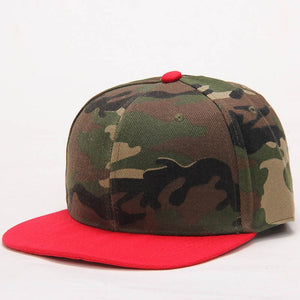 2017 new fashion Hats camouflage Baseball Hat women men's snapback Cap hip hop Hat Cap sway Summer fall Hat for men army caps