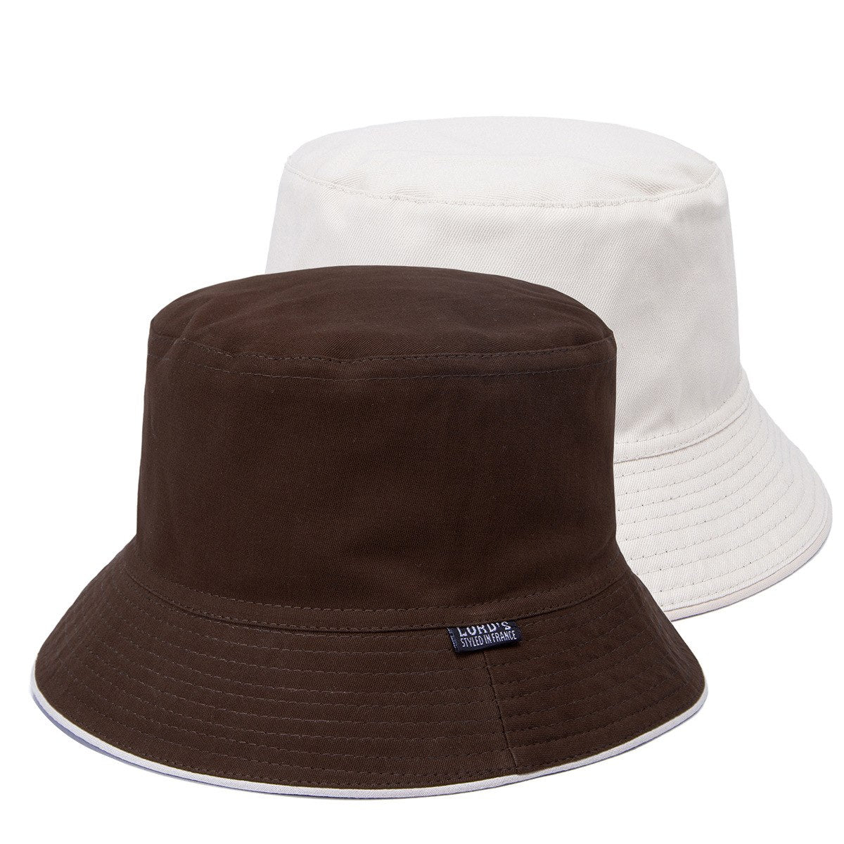 60c0b8874257f 2017 plain Solid bucket hats men reversible two sides can wear 100% co –  oePPeo - Master of Caps & Hats