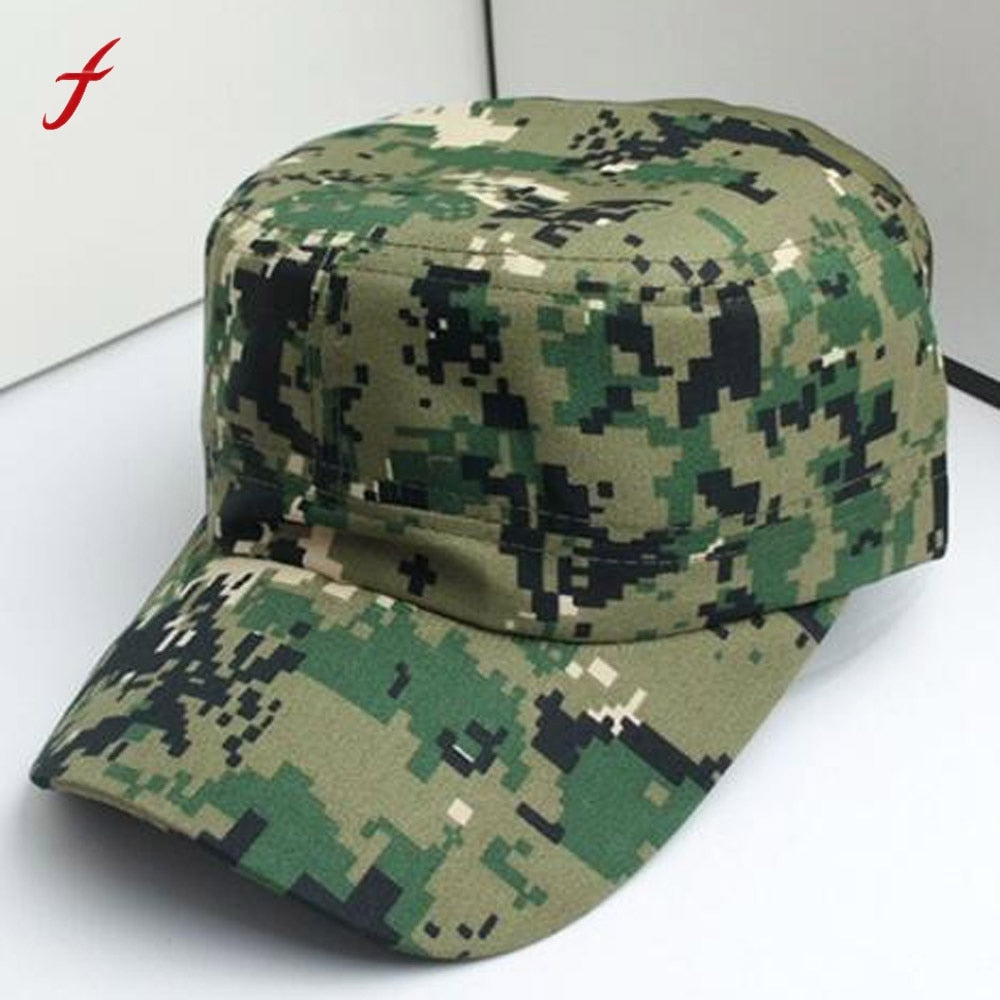 2017 women baseball cap men snapback caps brand girl Vintage Camouflage Outdoor Style fashion sport Hip Hop hats hot sale