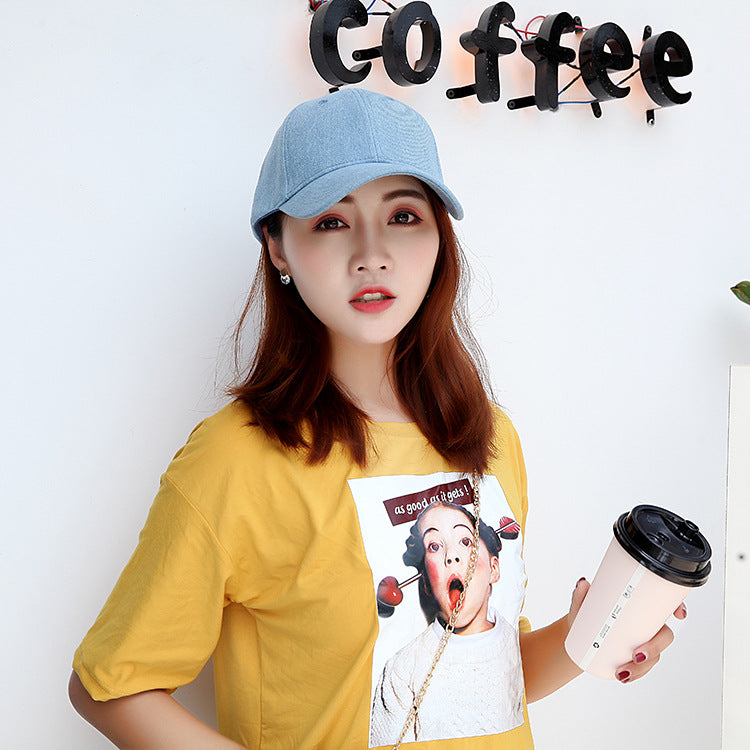 2018 Baseball Caps Fitted Snapback Hat for Women Men Cot Casual Stripe Visor Hats Unisex Summer Colorful Cap Hat