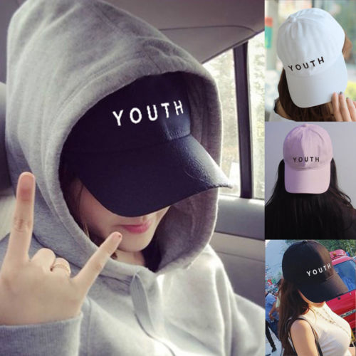 2018 Brand New Baseball Cap Solid Plain Caps Blank Fashion Color Visor Ball Sport Hat Dad Hat