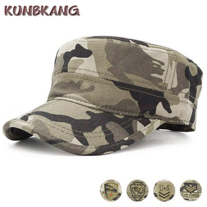 fc2e67185b0 2018 Camouflage Baseball Cap Men Tactical US Army Marines Navy Cap Trucker