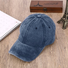 Load image into Gallery viewer, 2020 Denim Unisex Baseball Caps Good Quality Adjustable Polo Hats   Sale Grey Casquette Bone Cap Gorras