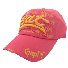 Load image into Gallery viewer, 2018 Fashion Baseball Cap  For Men Women Snapback Hat Cap Hats Hip Hop Fitted Cheap Polo Hats
