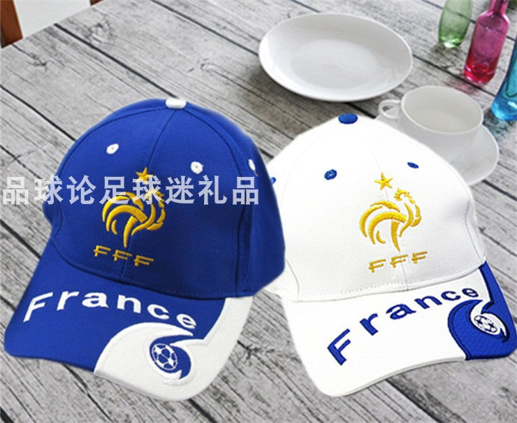 2018 France national Football t soccer Hat Baseball Cap snapback baseball cap