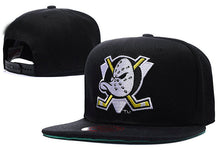 Load image into Gallery viewer, 2020 Mighty Ducks Cap Snapback Men Adjustable Sport Baseball Hats