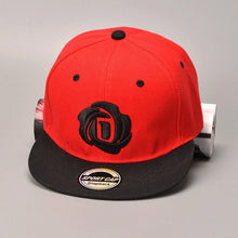 Load image into Gallery viewer, 2020 New American Derrick Rose Baseball Cap Men Snapback Hip Hop Cap Black Red Hat Lovers Sports