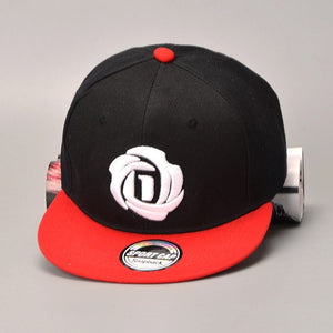 2020 New American Derrick Rose Baseball Cap Men Snapback Hip Hop Cap Black Red Hat Lovers Sports