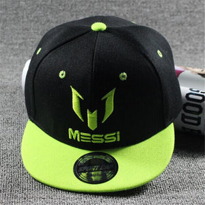 2020 New Fashion Children Ronaldo CR7 Neymar NJR Baseball Cap Hat Boys Girls Kids MESSI Snapback Hats Hip Hop Caps Gorras