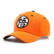 Load image into Gallery viewer, 2018 New High Quality Anime Dragon Ball Z /Dragonball Goku Snapback Hat For Men Women Adjustable Hip Hip Baseball Cap