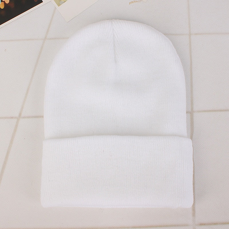 b242629215f 2018 New Winter Hats Unisex Women s Cotton Solid Warm Hot Sale HIP HOP –  oePPeo - Master of Caps   Hats