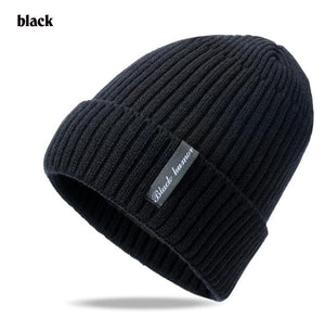 2020 Wo velvet Winter hat Male Outdoor ski skullies beanies Mask scarf cap bonnet Winter Hats For men boys knitted hat men