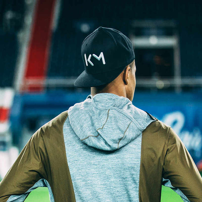 2020 new France Football Star Kylian Mbappe Embroidery Baseball Cap Hip Hop Caps Snapback Hats Casquette de baseball Men
