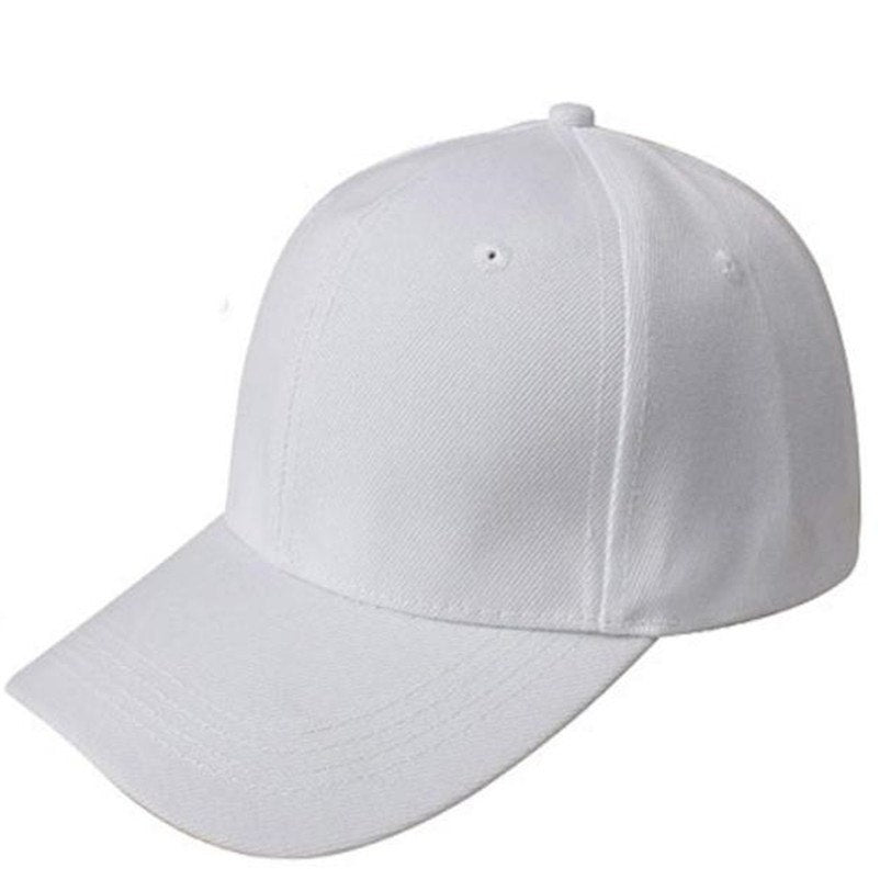 2018 unisex Baseball Cap Blank Hat Solid Color Adjustable Hat Adult baseball Cap Hat Snapback Couples Cap hats for women P3