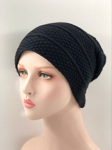 a4cec5776d9 2018 winter beanie bur knitted hat men s autumn and winter models two-piece  ladies hats