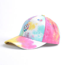 Load image into Gallery viewer, 2018 women men baseball hats unicorn caps hip pop hats snapback hats summer sunhat chapeu touca gorras casquette czapka gorras