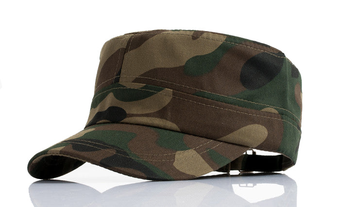 5 Panel Camo Baseball caps men army cap women unisex flat hat russia full cap bone militar trucker snapback caps touca