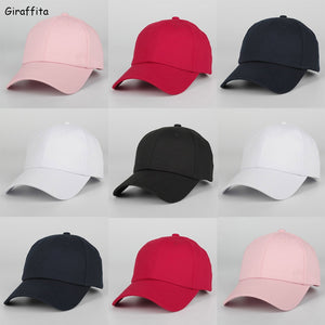 5 coSolid Color Baseball Cap Snapback Caps Hats Fitted Casual Gorras Hip Hop Hats For Men Women Unisex
