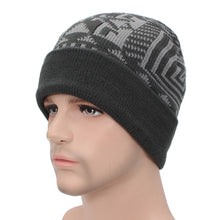 Load image into Gallery viewer, 2020 Skullies Beanies Winter Knitted Hat Beanie Scarf Men Winter Hats For Men Women Caps Gorras Bonnet Mask Brand Hats