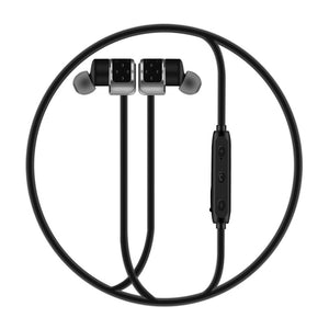 UPLXA Bluetooth Earphones Wireless Headphones for phone in-ear Earphone with mic HIFI Sport Headset 6H Music Time