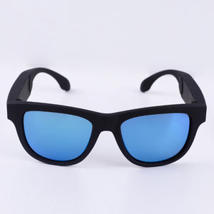 G1 Bone Conduction Headphones Sunglasses Bluetooth Headset  Polarized Glasses SmartTouch Wireless Stereo Music Earphone