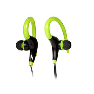 BT-1 Sports Bluetooth Earphones Wireless Stereo Headset Ear hook Sweatproof Hifi Earbud Headphones With Mic for iPhone Android