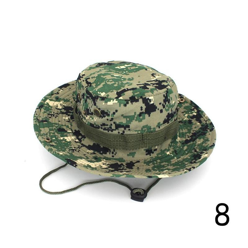 5791f42dc23 Bucket Hat Summer Men Women Fishing Boonie Hats Unisex Bucket Hats ...