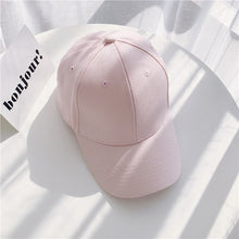 Load image into Gallery viewer, Baseball Cap Men Snapback Hats Caps Solid Color Men Flexfit Fitted Closed Full Cap Women Gorras Bone Male Trucker Hat Casquette