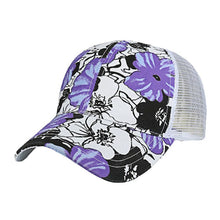 Load image into Gallery viewer, Baseball Cap Women Men Adjustable Colorful Flower Casual Cap 2020 New Unisex Snapback Hip Hop Outdoor Flat Hats F#J13#FN#FN#FNT