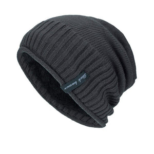aadf30a36b0 Beanies For Men Wo Hat Knitted Winter Hat Men Skullies Male Cap Winter Keep  Warm Cappello  800