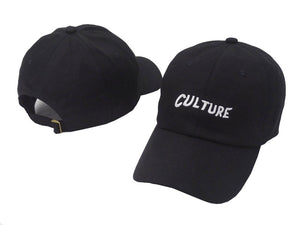 2020 New  Migos Culture Hat - Black Dad Cap Rap Album Bad And Boujee men women baseball cap fashion Hip hop