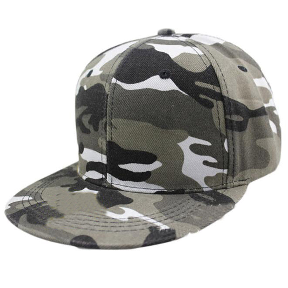 Blank camouflage cappelli hip hop Hot mens caps and hats Top-end ladies caps Fashion fitted cap Unique snapback women