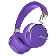 Load image into Gallery viewer, Rushed Headphone Vinyl Premium Wireless Headphones Dual 180 Degree Rotation Earphone 3D Bass Music Headset