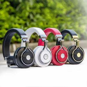 T3  Bluetooth Wireless Headphone 3D Bass Headset Portable With Microphone For Music Iphone Samsung  Headphone