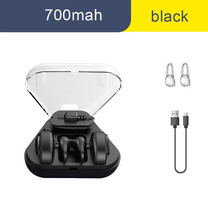 Bluetooth Headphones Wireless Earphone 3D Stereo Music Ear Hook Sports Earpiece Bluetooth 4.2 Headset 700mAh Charge Storage Box