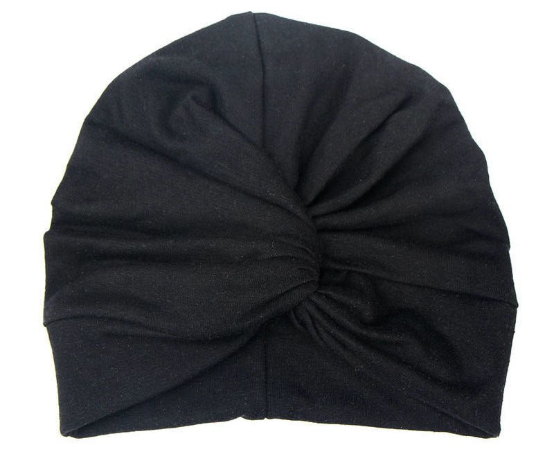 ca404d3c2ba Baby Top Knot Turban hat Little girls Headwrap Soft cotton Turban ...